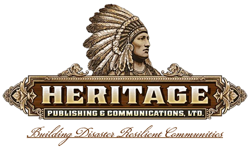 Heritage Publishing and Communications LTD. building disaster resilient communities