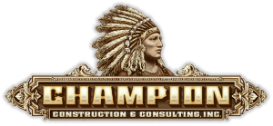 Champion Construction and Consulting Logo